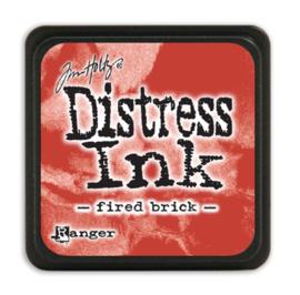 Tim Holtz Distress ink mini - Fired brick