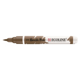 Talens Ecoline Brush Pen - 416 sepia