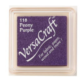 VersaCraft inktkussen small - Peony Purple