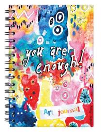 Studio Light Art Journal ringband A5 - Art By Marlene 4.0 nr.06