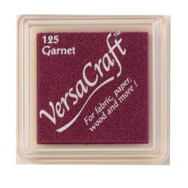 VersaCraft inktkussen small - Garnet