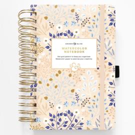 Archer & Olive bullet journals Aquarelpapier