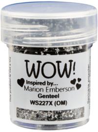 WOW embossing Glitter - Genteel WS227X