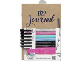 Faber Castell PITT Bullet Journaling 9-delige set met gratis gids