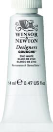 Winsor & Newton Gouache Primary colour- 14 ml - set van 6