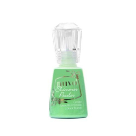 Nuvo  Shimmer Powder - green parade 1214N