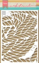 Marianne Design Mask stencils - Tiny's touwen - A5