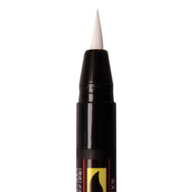 Uni Posca Paint Marker Brush pen PCF-350 - Wit