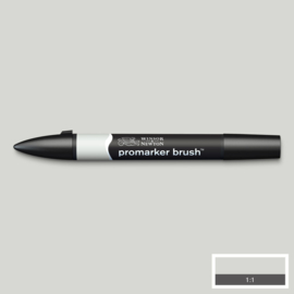 Winsor & Newton promarkers Brush - Cool Grey 2