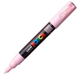 Uni Posca Paint Marker PC-1MC conische punt  - Lichtroze