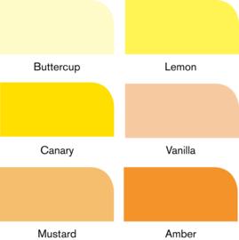 Winsor & Newton promarkers Yellow tones - set van 6