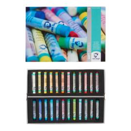 Van Gogh Soft Pastels - set van 24 kleuren