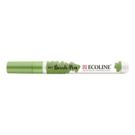 Talens Ecoline Brush Pen - 657 bronsgroen
