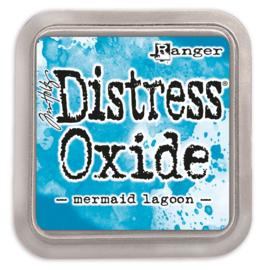 Tim Holtz Distress Oxide Inkt Pads groot - Mermaid lagoon