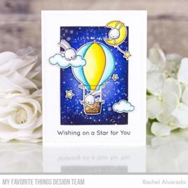 My Favorite Things clear stamps - set van 13 - Sky-High Friends