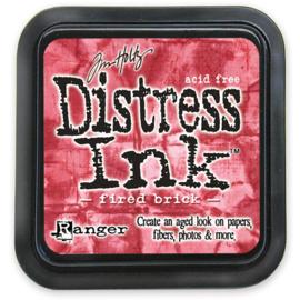Tim Holtz Distress ink pad - fired brick