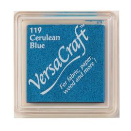 VersaCraft inktkussen small - Cerulean Blue