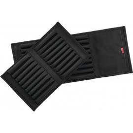 SenseBag Wallet voor 36 markers zwart