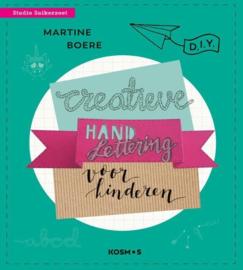 Creatieve handletteringprojecten voor kinderen