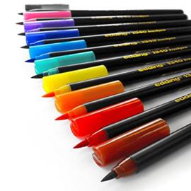 Edding 1340 Brush pen - Rood