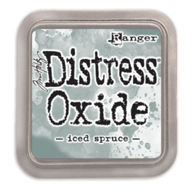 Tim Holtz Distress Oxide Inkt Pads groot - Iced spruce
