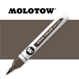 Molotow Aqua Color Brush Pen 035 Warm Grey