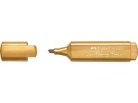 Markeerstiften Faber-Castell - Metallic goud