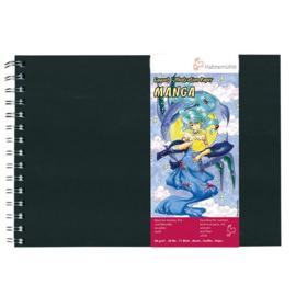 Hahnemühle Manga Layout & Illustration book ringband - 75 pagina's - Alcohol marker papier - A4