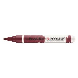 Talens Ecoline Brush Pen - 422 roodbruin