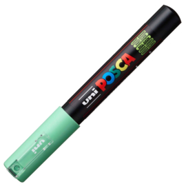 Uni Posca Paint Marker PC-1MC conische punt  - Lichtgroen