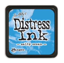 Tim Holtz Distress ink mini - Salty ocean