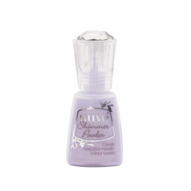 Nuvo  Shimmer Powder - lilac waterfall 1216N