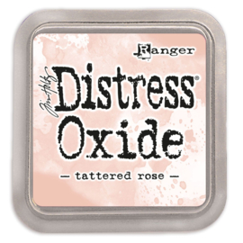 Tim Holtz Distress Oxide Inkt Pads groot - Tattered Rose
