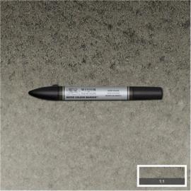 Winsor & Newton Aqua brushpen - IVORY BLACK