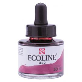Talens Ecoline Vloeibare waterverf 30 ml - 422 roodbruin