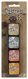 Tim Holtz distress mini ink kit 7