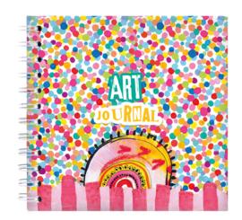 Studio Light Art Journal Confetti - 10 x 10 cm - Marlene's World - nr.12