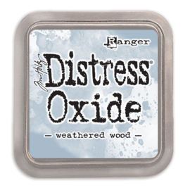 Tim Holtz Distress Oxide Inkt Pads groot - Weathered wood