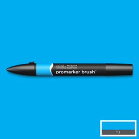 Winsor & Newton promarkers Brush - Cyan