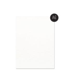 Paperfuel Aquarelpapier texture A6 - 20 vellen 300 grams - intense white
