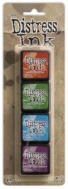Tim Holtz distress mini ink kit 2