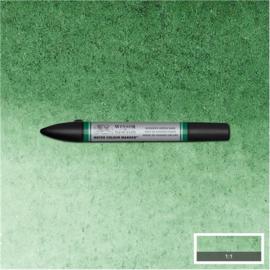 Winsor & Newton Aqua brushpen - HOOKER'S GREEN DARK