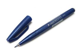 Brushpen Pentel Brush Sign Pen SES15C - Blauw