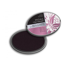Spectrum Noir Inktkussen - Midas Metallic - Rose Satin