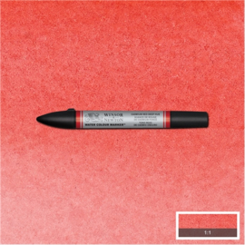 Winsor & Newton Aqua brushpen - CADMIUM RED DEEP HUE