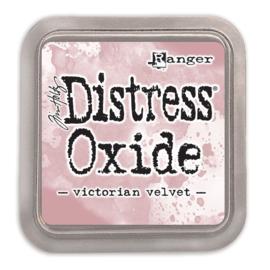 Tim Holtz Distress Oxide Inkt Pads groot - Victorian velvet