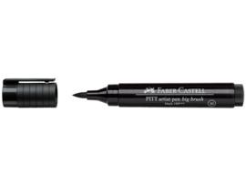 Faber Castell Pitt Artist Pen Big Brush - 199 zwart