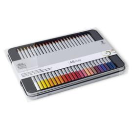 Winsor & Newton Studio Collection Kleurpotloden - set van 48