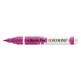 Talens Ecoline Brush Pen - 545 roodviolet