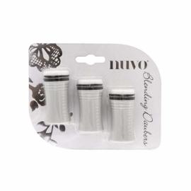 Nuvo blending daubers- set van 3